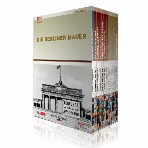 Der Berliner Mauer (12 DVDs)