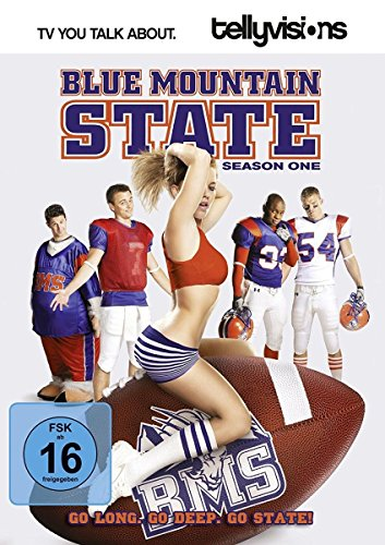 Blue Mountain State Staffel 1 (2 DVDs)