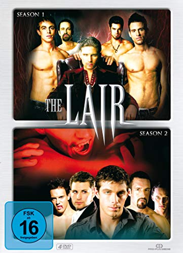 The Lair Season 1+2 (OmU) (4 DVDs)