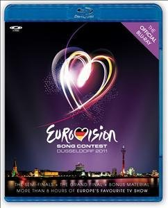 Eurovision Song Contest 2011 [Blu-ray]