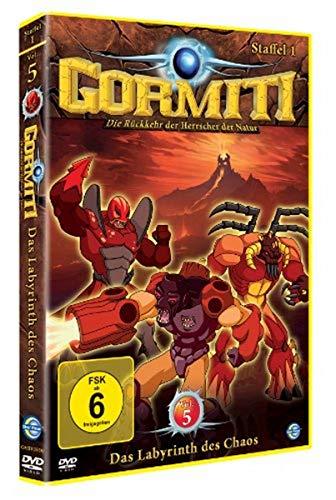 Gormiti Staffel 1.5: Das Labyrinth des Chaos
