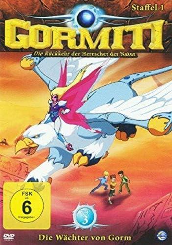 Gormiti Staffel 1.3: Die Wächter von Gorm