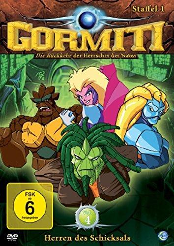 Gormiti Staffel 1.4: Herren des Schicksals