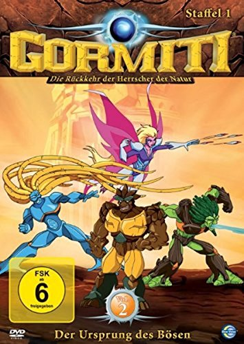Gormiti Staffel 1.2: Der Ursprung des Bösen