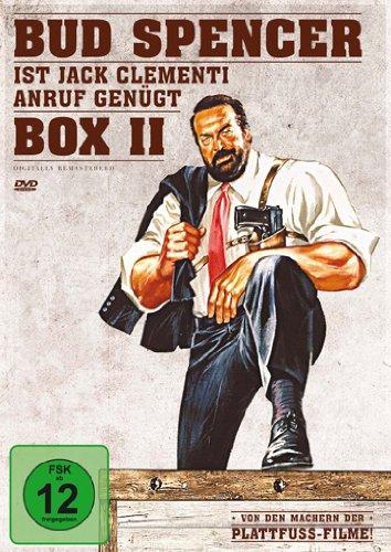 Jack Clementi, Anruf genügt Box 2 (3 DVDs)