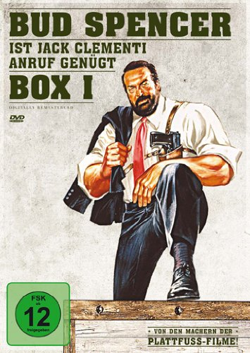Jack Clementi, Anruf genügt Box 1 (3 DVDs)