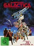 Kampfstern Galactica - Teil 1 (4 DVDs)