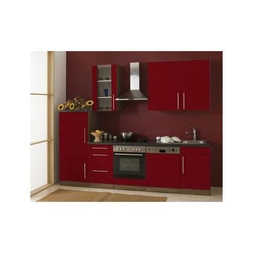 Mebasa MCUKB28NR Küche, Moderne Küchenzeile, hochwertige ...
