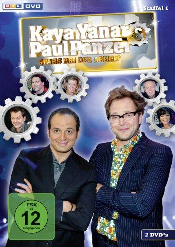Kaya Yanar & Paul Panzer - Stars bei der Arbeit: Staffel 1 (2 DVDs)