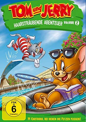 Tom & Jerry Haarsträubende Abenteuer Vol. 2