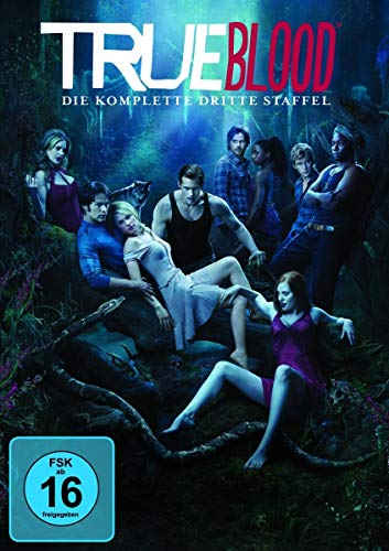 True Blood Staffel 3 (5 DVDs)