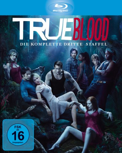 True Blood Staffel 3 [Blu-ray]
