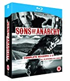 Sons Of Anarchy - Series 1-3 [Blu-ray]