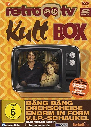 retro-tv Kult Box (u.a. mit einer Folge
