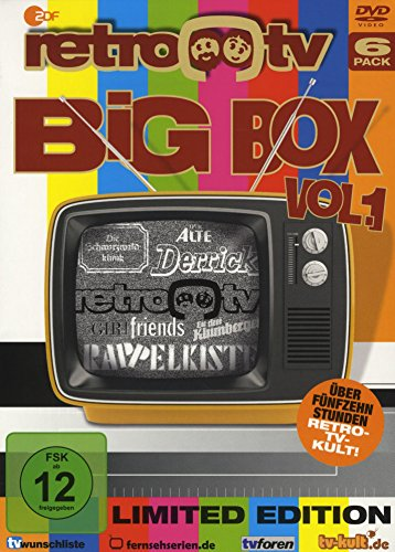 retro-tv - Big Box Vol. 1