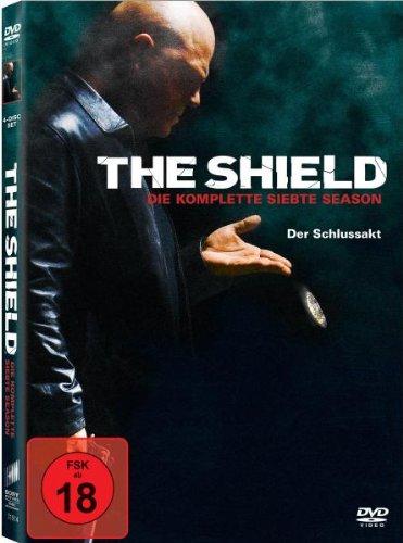 The Shield Season 7 (4 DVDs)
