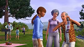 Screenshot: Die Sims 3 - Lebensfreude