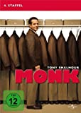Monk - Staffel 4 (4 DVDs)