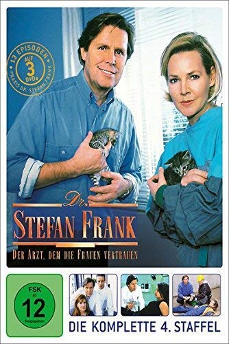 Dr. Stefan Frank Staffel 4 (3 DVDs)