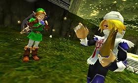 Screenshot: The Legend of Zelda - Ocarina of Time 3D