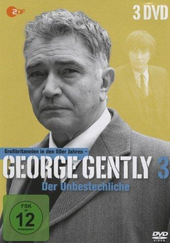 George Gently - Der Unbestechliche: Staffel 3 (3 DVDs)