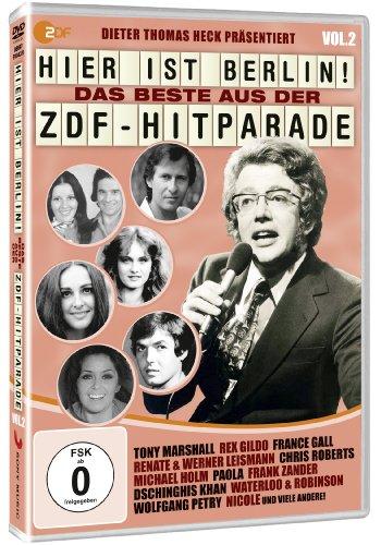 Hier ist Berlin! - Das Beste aus der ZDF-Hitparade, Folge 2