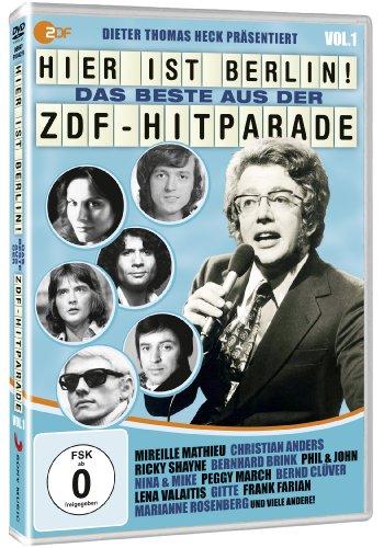 Hier ist Berlin! - Das Beste aus der ZDF-Hitparade, Folge 1