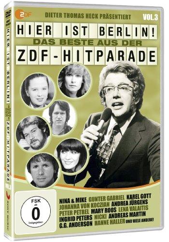 Hier ist Berlin! - Das Beste aus der ZDF-Hitparade, Folge 3