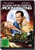 Moonlighting - Das Model und der Schnüffler, Season 5 (4 DVDs)