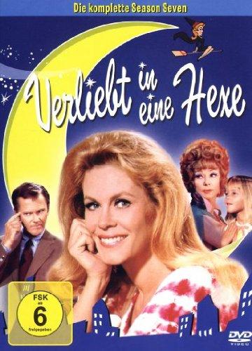 Verliebt in eine Hexe Season 7 (4 DVDs)