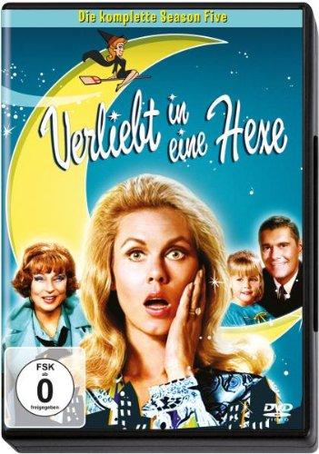 Verliebt in eine Hexe Season 5 (4 DVDs)