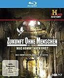Zukunft ohne Menschen - Staffel 2 [Blu-ray]