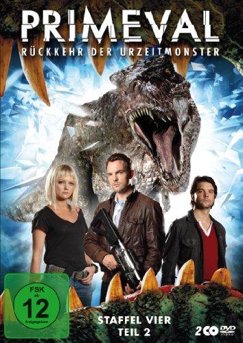 Primeval - Rückkehr der Urzeitmonster: Staffel 4.2 (2 DVDs)