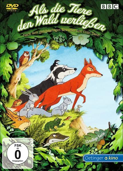 Als die Tiere den Wald verließen 2 DVD