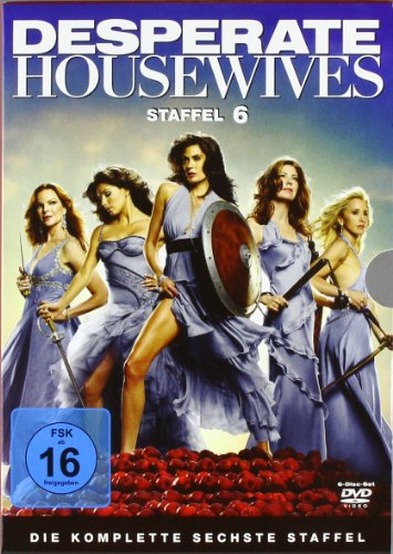 Desperate Housewives Staffel 6 (6 DVDs)