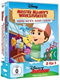 Disney Junior Pack  5: Manny wird's schon richten + Disney Junior Überraschungsparty (2 DVDs)