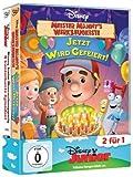 Disney Junior Pack 7: Jetzt wird gefeiert! + Disney Junior Überraschungsparty (2 DVDs)