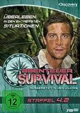 Abenteuer Survival - Staffel 4.2 (2 DVDs)