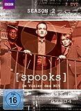 Spooks - Im Visier des MI5: Staffel 2 (3 DVDs)