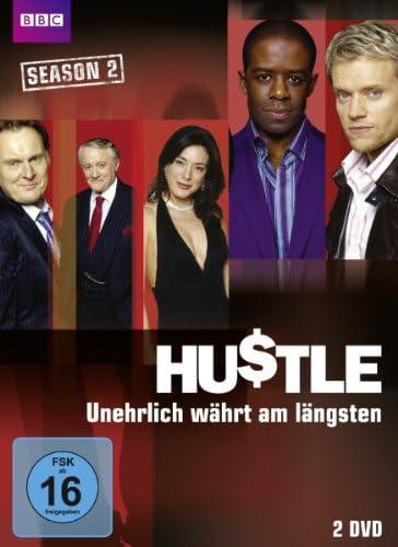 Hustle - Unehrlich währt am längsten, Staffel 2 (2 DVDs)