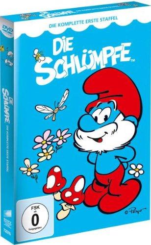 Die Schlümpfe Die komplette Staffel 1 (4 DVDs)