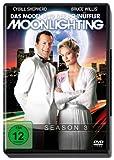 Moonlighting - Das Model und der Schnüffler, Season 3 (4 DVDs)