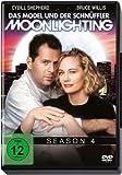 Moonlighting - Das Model und der Schnüffler, Season 4 (4 DVDs)