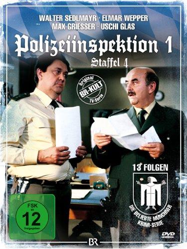 Polizeiinspektion 1 Staffel  4 (3 DVDs)