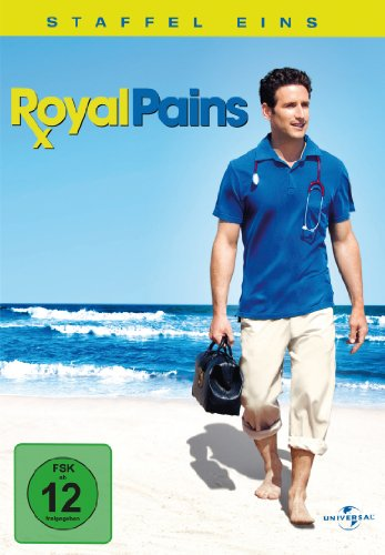 Royal Pains Staffel 1 (4 DVDs)