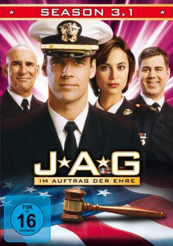 JAG Im Auftrag der Ehre - Season  3.1 (3 DVDs)