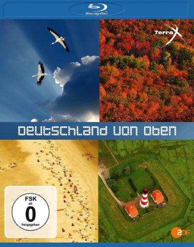 Terra X - Deutschland von oben 1 & 2 [Blu-ray]