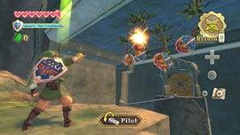 Screenshot: The Legend of Zelda: Skyward Sword
