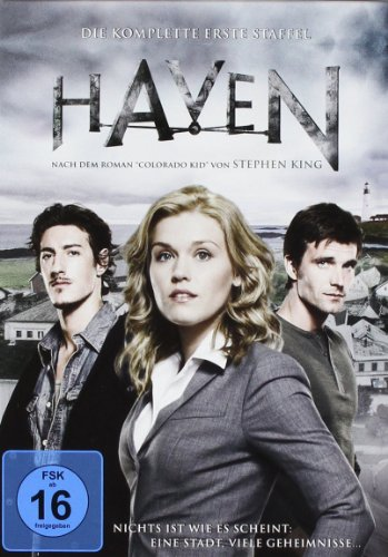 Haven Staffel 1 (4 DVDs)