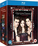 The Vampire Diaries - Seasons 1-3 [Blu-ray]